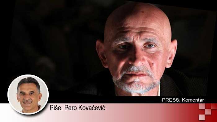 PERO KOVAČEVIĆ: Zvonko, prijatelju nedostaješ nam!| Domoljubni portal CM | Press