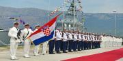 U Splitu je obilježena 29. obljetnica osnutka Hrvatske ratne mornarice
