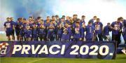 Dinamo pobjedom proslavio naslov prvaka | Domoljubni portal CM | Sport