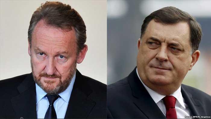 Zaoštravanje krize u BiH: Dodik prijeti otcjepljenjem