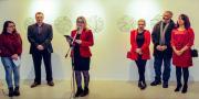 Izložba skulptura u staklu 'Frozen Beauty' ('Zamrznuta ljepota') u Galeriji AMZ | Crne Mambe | Art