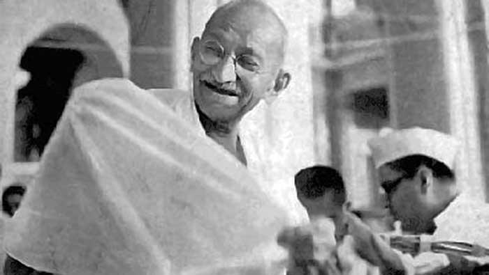 2. listopada 1869. - Rođen Mahatma Gandhi | Domoljubni portal CM | Svijet kroz povijest