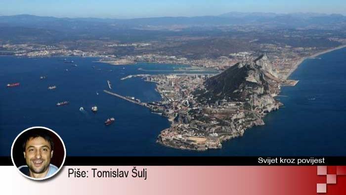 10. rujna 1967. održan prvi referendum o suverenosti Gibraltara | Domoljubni portal CM | Svijet kroz povijest