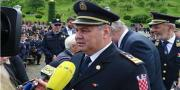 Hrvatski vatrogasci hodočastili u nacionalno svetište Majke Božje Bistričke