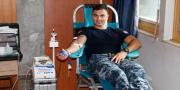 Pripadnici HRM-a sudjelovali u akciji darivanja krvi | Domoljubni portal CM | Press