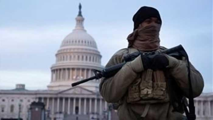 Američke savezne države u stanju pripravnosti pred Bidenovu inauguraciju
