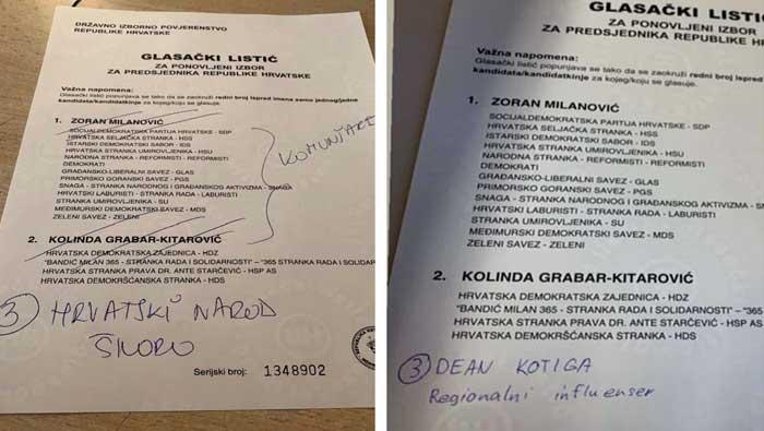 Nezadovoljni birači poslušali Škoru i birali njega | Domoljubni portal CM | Press