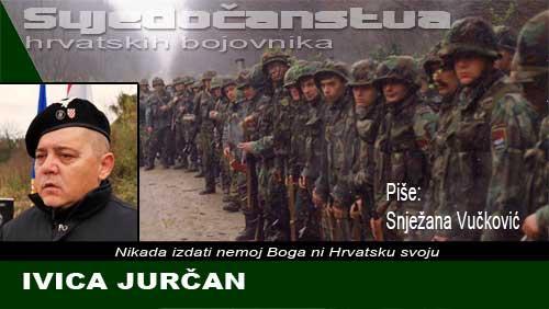 IVICA JURČAN (HOS): Proboj od Bogdanovaca prema Vinkovcima i Nuštru | Domoljubni portal CM | Svjedočanstva hrvatskih bojovnika
