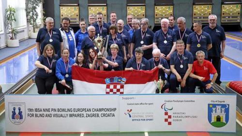 Kuglanje: Četiri zlata, dva srebra i dvije bronce za hrvatske predstavnike   Domoljubni portal CM   Sport
