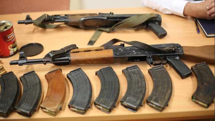Na Lastovu pronađena veća količina oružja, streljiva i eksploziva