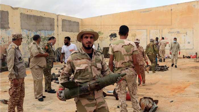 Libijski ministar unutarnjih poslova izbjegao pucnjavu na kolonu u Tripoliju
