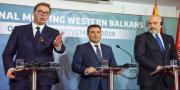 Srbija, Sjeverna Makedonija i Albanija usuglasile 'mali Schengen'
