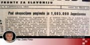 Manipulacije žrtvama Drugog svjetskog rata i mit o Jasenovcu (1. dio) | Domoljubni portal CM | Hrvatska kroz povijest