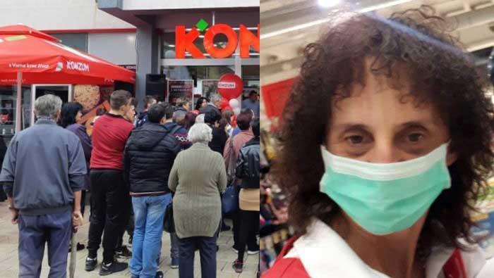 Konzumova blagajnica otvoreno: Padamo, nismo naučili na ovaj ritam rada | Domoljubni portal CM | Press