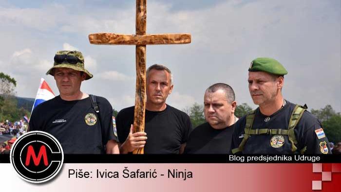 Mi koji volimo i živimo svoju Hrvatsku, pomolit ćemo se i sjetiti naše braće! | Crne Mambe | Blog predsjednika Udruge
