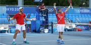 OI - tenis: Hrvatsko finale u parovima | Domoljubni portal CM | Sport