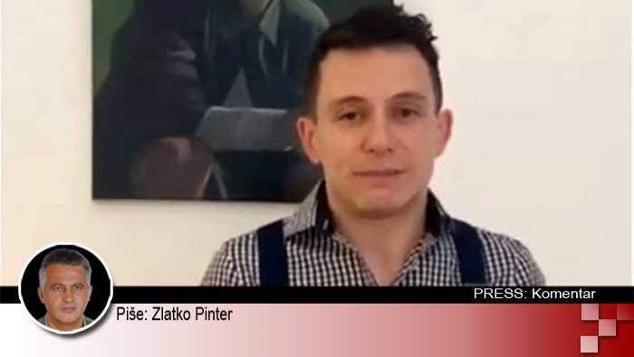 Sumrak zdravog razuma: opskurni gej iz Srbije 'uređivao' bi Hrvatsku po svojoj mjeri | Domoljubni portal CM | Press