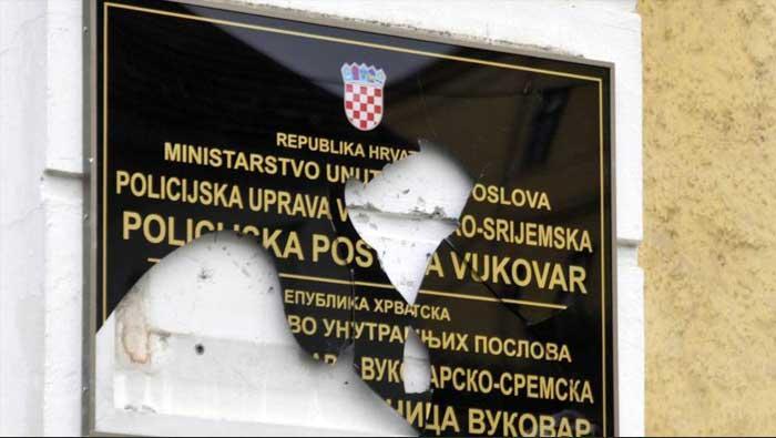 Obustavljen postupak protiv Marijana Živkovića zbog razbijanja ćirilične ploče