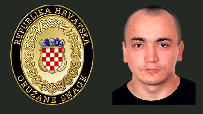 U potrazi za nestalim pripadnikom Hrvatske vojske sudjeluju pripadnici Pukovnije Vojne policije i MUP-a te HGSS-a