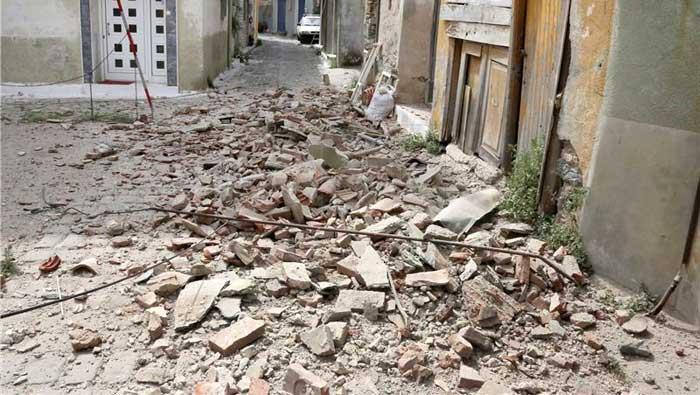 Snažan potres pogodio Grčku i Tursku