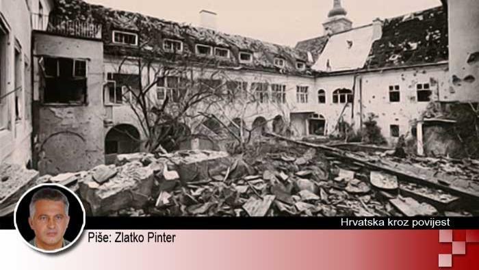 30 godina od barbarskog napada zrakoplova zločinačke 'JNA' na Zagreb i Banske dvore | Domoljubni portal CM | Hrvatska kroz povijest