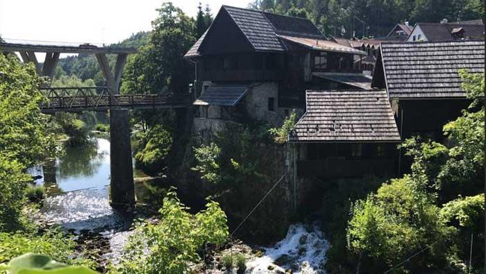 Rastoke dio projekta Vodene tajne Slunja | Domoljubni portal CM | Hrvatska kulturna baština