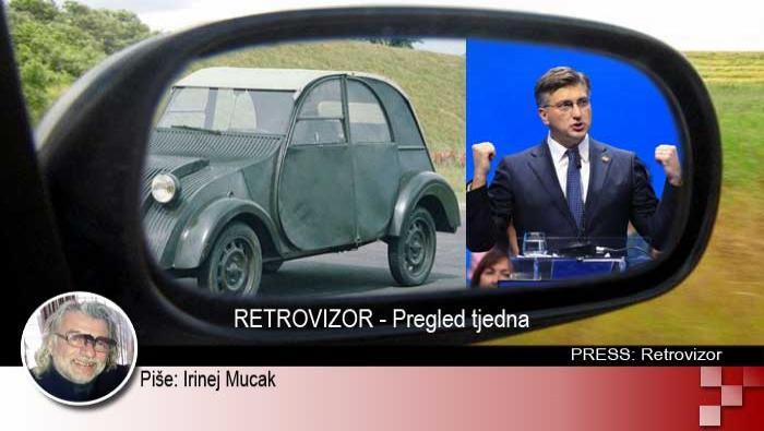 Reciklaža obećanja s prošlih izbora: prožvači i povrati! | Domoljubni portal CM | PRESS | Retrovizor