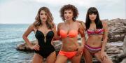 Glumice Lana Gojak i Ecija Ojdanić te nekadašnja missica Ivana Delač pokazale zamamna tijela u kupaćem kostimu | Domoljubni portal CM | Press