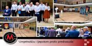 ZAGREB: Izložba ratnih veterana - 29 umjetnika u borbi protiv predrasuda | Crne Mambe | Art