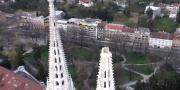 Hrvatska vojska izviđanjem iz zraka analizira područja stradala u potresu