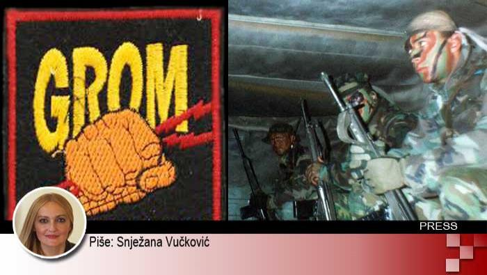 ELITNE POSTROJBE: 'Gromovi' i 'Mambe' slave rođendan! | Domoljubni portal CM | Press