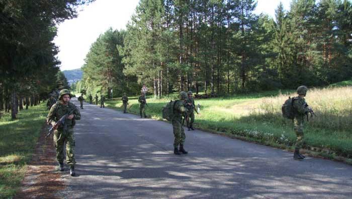 Završena specijalistička obuka vojnika | Domoljubni portal CM | Press