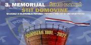 Održan 3. memorijal Šimo Đamić – Štit Domovine u Vukovaru