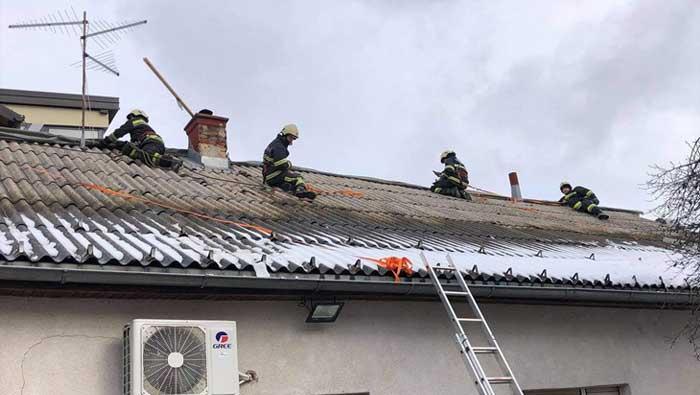 HVZ: Na terenu od potresa kumulativno gotovo 10.000 vatrogasaca
