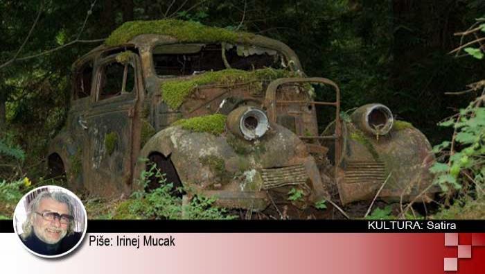 Moj auto iz devedeset i nekoje, moje smrtonosno oružje | Domoljubni portal CM | Kultura | Satira