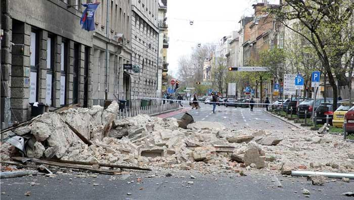 Zagreb: Obustava plaćanja komunalija za objekte neuporabljive nakon potresa