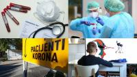 U posljednja 24 sata zabilježena su 1563 nova slučaja zaraze koronavirusom