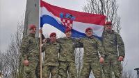LITVA: 2. HRVCON na komemoracijskoj utrci 'Bloody Sunday' | Domoljubni portal CM | Press