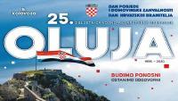 Preliminarni program obilježavanja 25. obljetnice VRO Oluja u Kninu