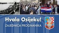 U Osijeku započela manifestacija 'Dani sjećanja i zahvalnosti' | Domoljubni portal CM | Press