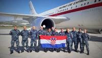 Četvrti hrvatski AVPD tim upućen u operaciju ATALANTA