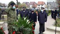 Obilježena 29. obljetnica pogibije pilota i padobranaca HRZ-a i branitelja Otoka