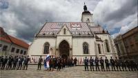 Na Markovu trgu održana svečanost obilježavanja Dana državnosti