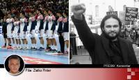 Neumorni 'odgajatelji' nacije: Ruka na srcu - ekstremizam, šaka poziv na mir i ljubav | Domoljubni portal CM | Press