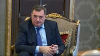 EU razmatra mogućnost sankcija i zabrane ulaska Dodiku u Uniju