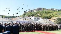 KNIN: Svečana prisega 17. naraštaja kadeta   Domoljubni portal CM   Press