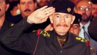 Umro Ezat Ibrahim al-Duri, Sadamova desna ruka