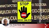 'NE!' ćirilici u Gradu heroju Vukovaru | Domoljubni portal CM | Domoljubno pero