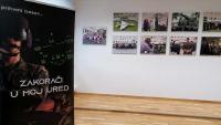 U Zemuniku otvorena izložba u čast legendarnog heroja Domovinskog rata Rudolfa Perešina