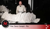 Mata CROata i priča o kamenim jedrenjacima | Crne Mambe | Art